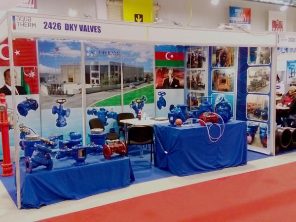 Aqua-Therm Baku Azerbaycan 2014