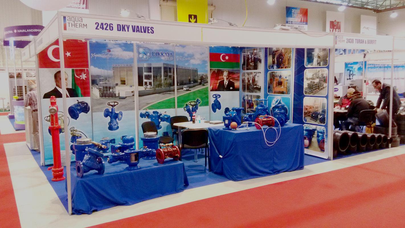 AquaTherm Baku Azerbaycan 2014