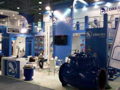NOTRE STAND A ISK-SODEX ISTANBUL 2014