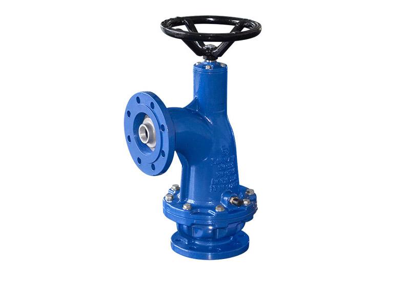 D Tipi Tek Kollu Sulama Hidranti Irrigation One Arm Hydrant Type D