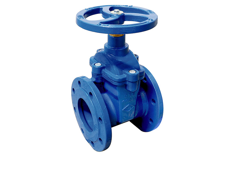 Elastomer Surgulu Vana Resilient Seated Gate Valve