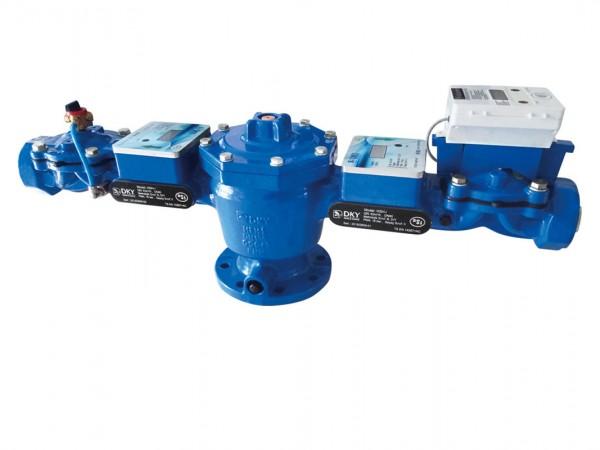 La Nouvelle Génération De La Borne Hydraulique D'irrigation: Type HSH-i