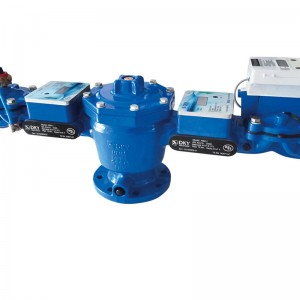 New Hydraulic Irrigation Hydrant: Type HSH-i