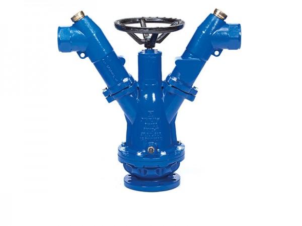 Borne D'irrigation Hydraulique Type A