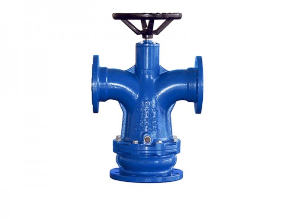 Borne D'irrigation Hydraulique Type D