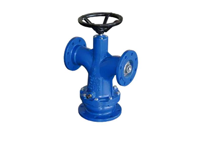 D Tipi Sulama Hidranti Irrigation Hydrant Type D 2