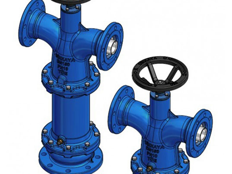 D Tipi Sulama Hidranti Irrigation Hydrant Type D 3
