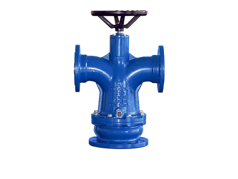 D Tipi Sulama Hidranti Irrigation Hydrant Type D