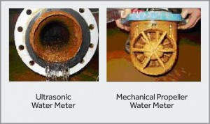 Ultrasonic Water Meter - Comparison in Drinking Water System