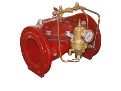 Yangin Icin Kontrol Vanalari Automatic Control Valves For Fire