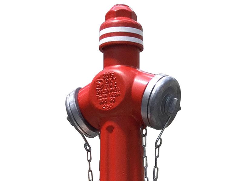 Yerustu Yangin Hidranti Overground Fire Hydrant 2