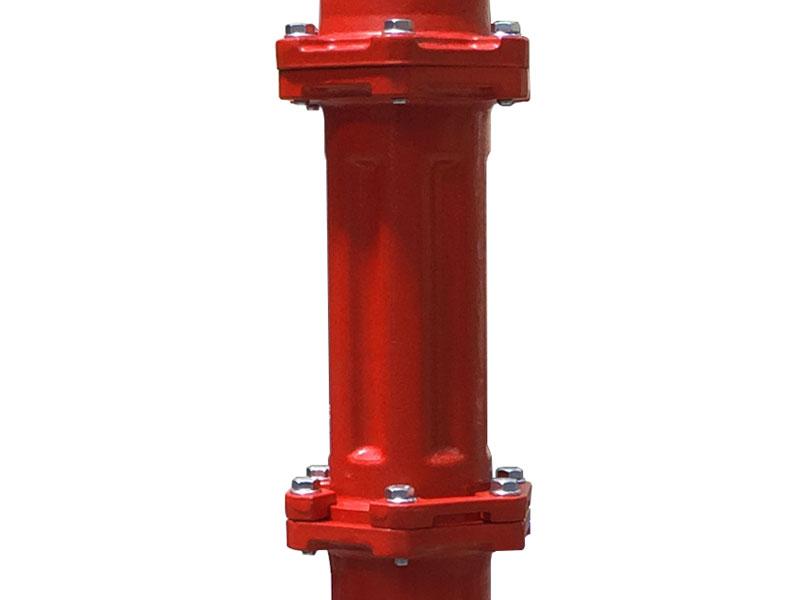 Yerustu Yangin Hidranti Overground Fire Hydrant 3